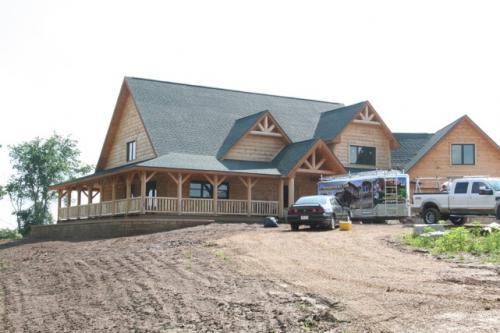 Platteville - Nearing Completion